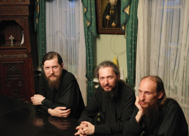 оптина пустынь братия монастыря фото