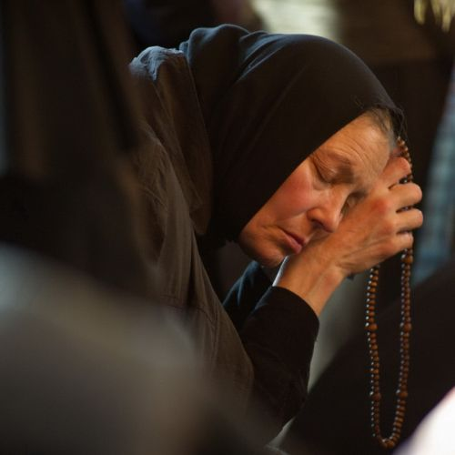 Внимание – первый дар в молитве
