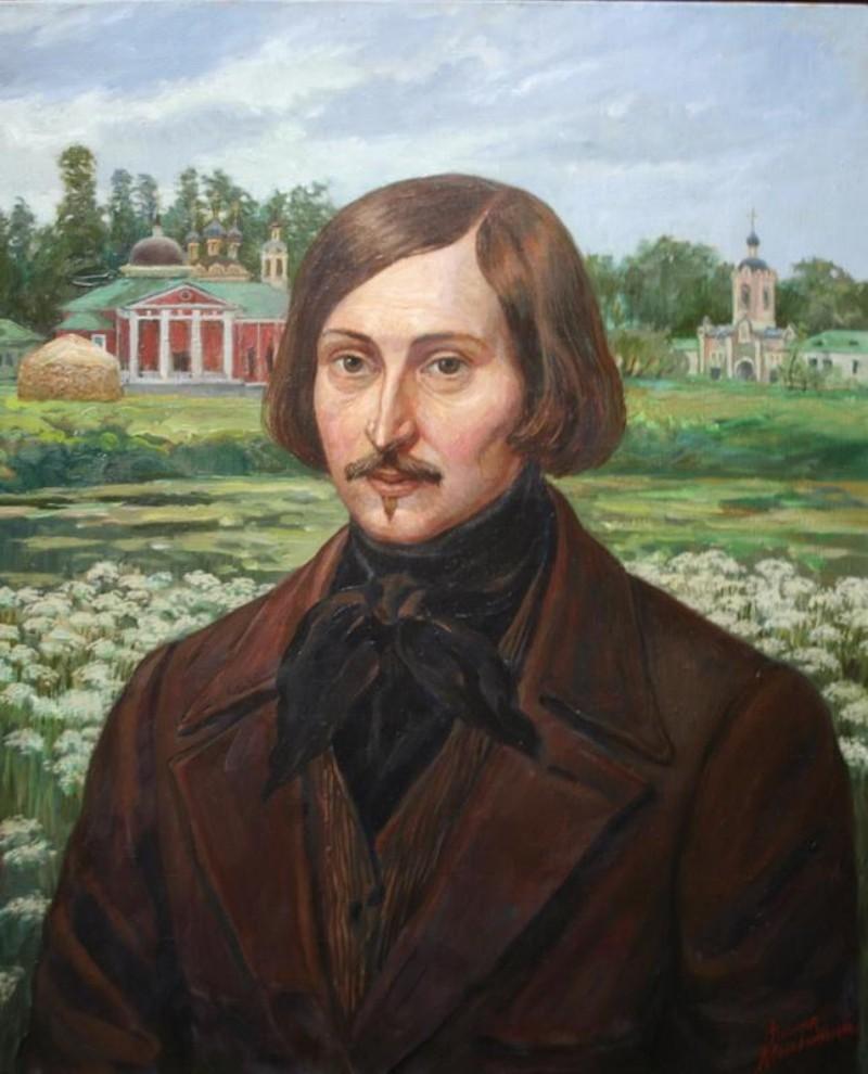 Черты к портрету Гоголя мистика Реальный утопизм  kuvahaun tulos haulle гоголь